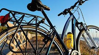 Rental bicycle in Portugal and Spain