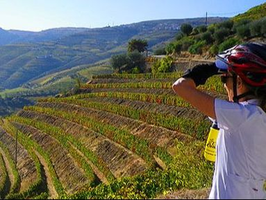 Douro bicycle tour Portugal